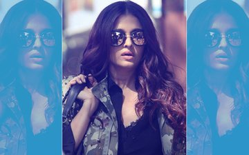 Aishwarya Rai Looks Edgy & Uber Cool In Fanne Khan