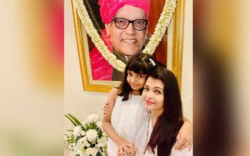 After Abhishek Bachchan, Aishwarya Rai Bachchan Pays Homage To Dad Krishnaraj On His Birthday Anniversary; Actress Calls Her Late Father, 'Smiling Guardian Angel'