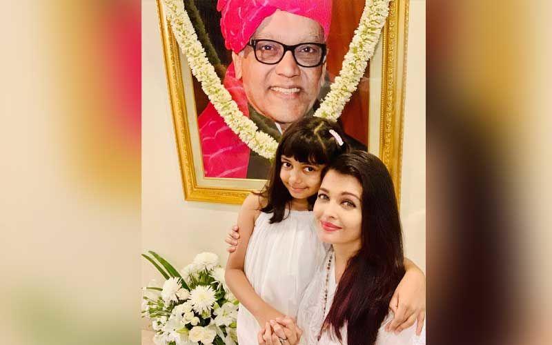 After Abhishek Bachchan, Aishwarya Rai Bachchan Pays Homage To Dad Krishnaraj On His Birthday Anniversary; Actress Calls Her Late Father, 'Smiling Guardian Angel'