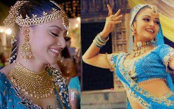 Urvashi Rautela's Beat Pe Thumka Outfit Blatantly Inspired By Aishwarya Rai Bachchan's Nimbooda?