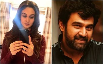 Late Actor Chiranjeevi Sarja's Sister Aishwarya Arjun Tests Positive For COVID-19, Says: 'I Am Quarantined At Home'