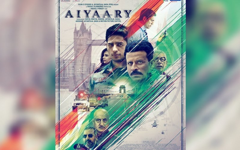 Defence Ministry Demands Multiple Changes In Sidharth Malhotra-Manoj Bajpayee's Aiyaary