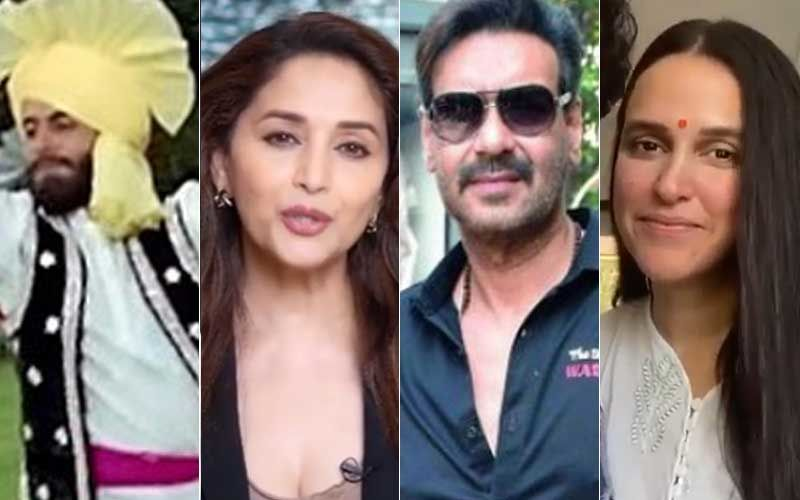 Happy Baisakhi: Amitabh Bachchan, Ajay Devgn, Madhuri Dixit, Neha Dhupia Send Wishes And Urge Fans To Stay At Home