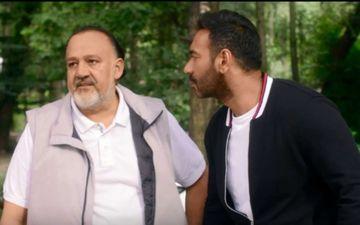 फिल्म दे दे प्यार दे के ट्रेलर में नजर आए आलोकनाथ तो अजय देवगन ने दिया ये जवाब
