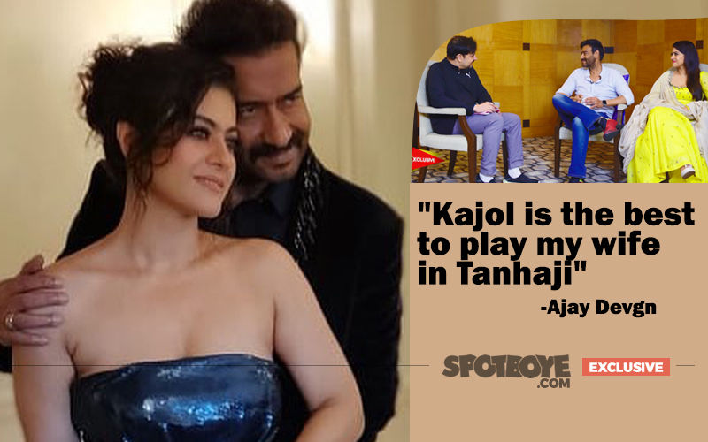 Ajay Devgn And Kajol On Why They Have Refused Many Films Together, Box-Office Numbers, Tanhaji And More- EXCLUSIVE VIDEO INTERVIEW