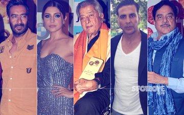 Shashi Kapoor No More: Ajay Devgn, Anushka Sharma, Akshay Kumar, Shatrughan Sinha Express Grief