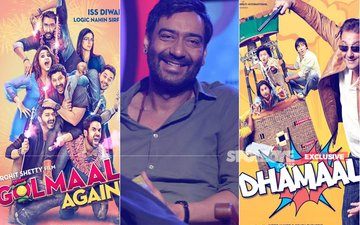 After Golmaal, It's Dhamaal for Ajay Devgn