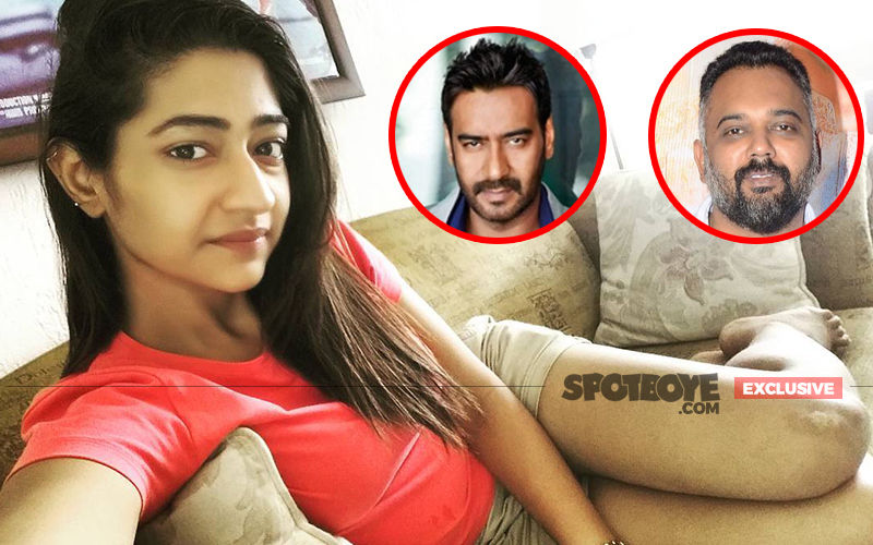 Ajay Devgn's Make-Up Artist Harish Massages Tanya Paul Singh's Back, Gets Fired!