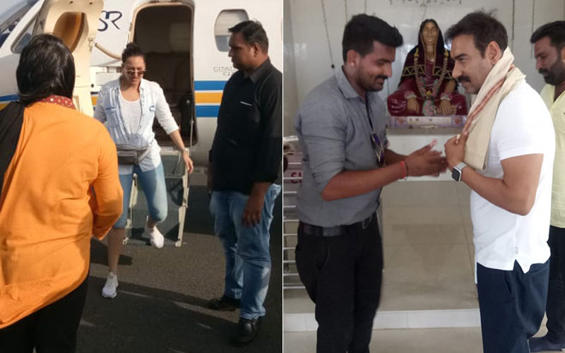 Ajay Devgn-Sonakshi Sinha To Shoot At Mandvi In Kutch For Bhuj: The Pride Of India