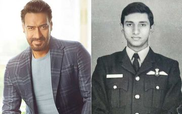 Ajay Devgn To Play IAF Wing Commander Vijay Karnik In Bhuj: The Pride Of India