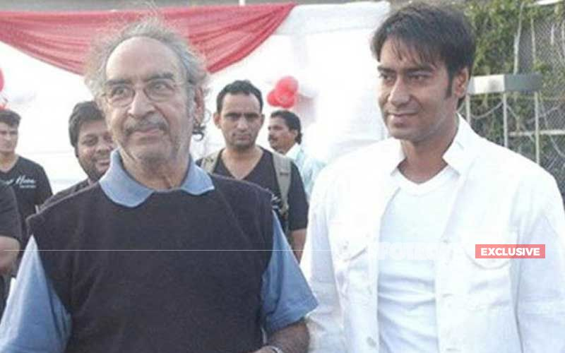 Ajay Devgn's Father, Veteran Action Director Veeru Devgan Passes Away