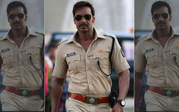 8 Years Of Singham: Ajay Devgn Puts Up A Dashing Pic In His Cop Get-Up Along With A Nostalgic Message