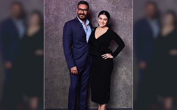 Kajol - Ajay Devgn Celebrate 21st Wedding Anniversary; Pretty Pics Of The Couple To Make You Feel The Love