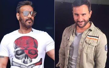 Sooryavanshi Trailer Launch: Ajay Devgn REACTS On Reports Of A Fallout With Saif Ali Khan- WATCH