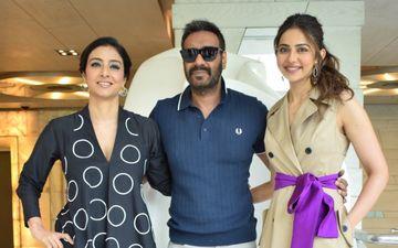 दर्शकों को पसंद आ रही है अजय देवगन की कॉमेडी फिल्म दे दे प्यार दे, दूसरे दिन कमाए इतने करोड़