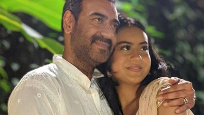 Ajay Devgn Pens A Heartwarming Wish On 'Dear Daughter' Nysa's Birthday; Says, 'Stay Home, Stay Safe'