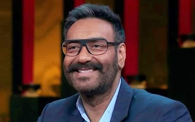 अजय देवगन ने किया खुलासा, कहा इस वजह से नही है परदे पर किसिंग सीन देना पसंद