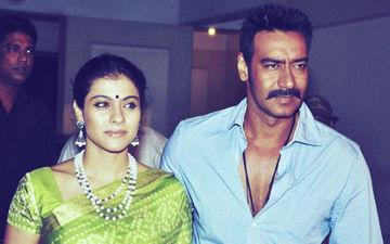 भरी महफ़िल में अजय देवगन ने अपनी पत्नी काजोल को कह दिया 'कंजूस'