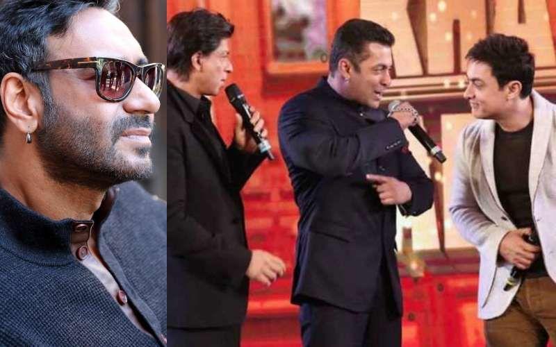अजय देवगन का बड़ा बयान, कहा इस वजह से फ्लॉप हुई शाहरुख, सलमान और आमिर खान की फिल्में रेस 3, जीरो और ठग्स ऑफ हिंदोस्तान