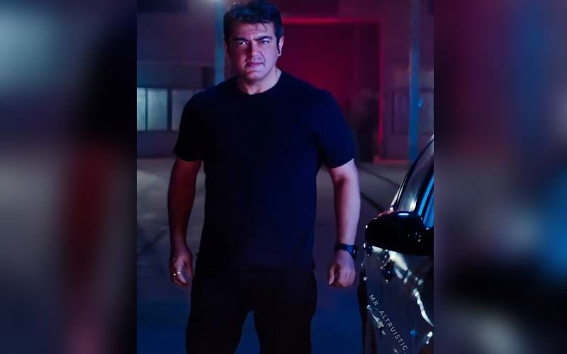 Valimai Teaser OUT: Thala Ajith Impresses In This Mass Masala Entertainer