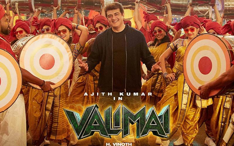 Thala Ajith's Valimai To Clash With Radhe Shyaam And Beast; Makers Confirms Festive Release Pongal 2022