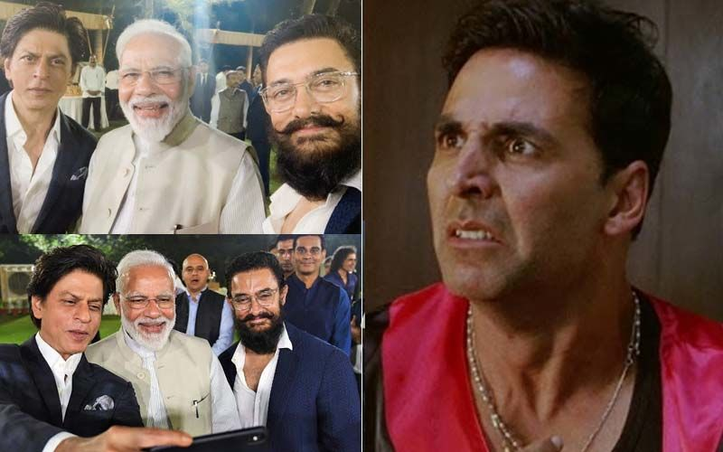 These HILARIOUS Memes On Akshay Kumar's Hypothetical Reaction To PM Modi's Selfie With Shah Rukh Khan And Aamir Khan Are Epic
