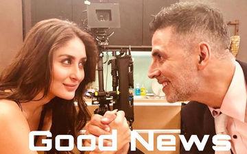 GOOD NEWS! Akshay Kumar And Kareena Kapoor Khan's #10YearChallenge Comes With An Interesting Twist