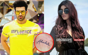 Akanksha Puri On Boyfriend Paras Chhabra Pretending To Be Single Inside Bigg Boss 13 House: 'He Is Hiding My Name's Tattoo'- EXCLUSIVE