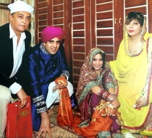 akanksha sharma and zorawar singh wedding