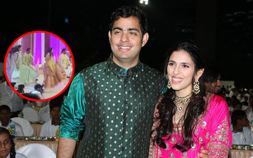 Akash Ambani-Shloka Mehta Mehendi Ceremony: Team Bride Killed It On The Dance Floor