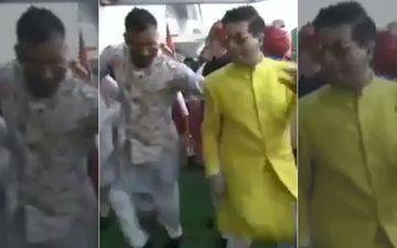 Akash Ambani-Shloka Mehta Wedding: After Koffee With Karan 6 Controversy, KJo And Hardik Pandya Come Together Again