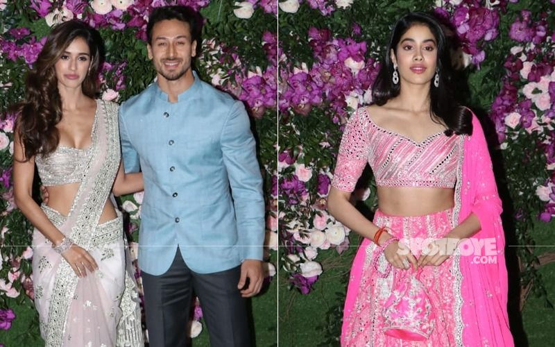 Akash Ambani-Shloka Mehta Wedding: Youth Brigade Janhvi Kapoor, Tiger Shroff, Disha Patani Make A Splash