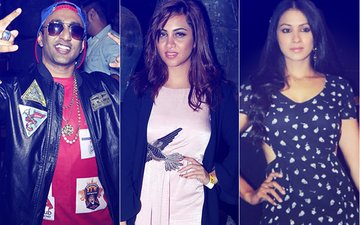 INSIDE PICS FROM BCL BASH: Akash Dadlani, Arshi Khan, Barkha Bisht Party In Style