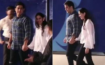 Akash Ambani And Shloka Mehta Arriving Hand-In-Hand For School Annual Day Is Too Adorable For Words