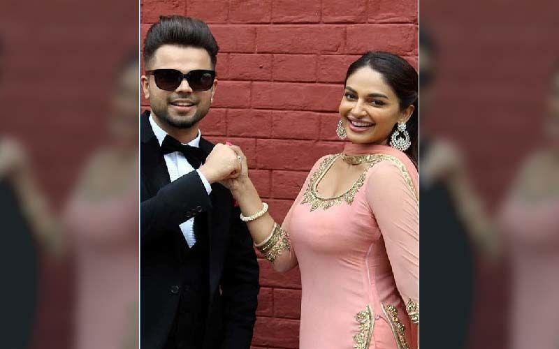 Teri Meri Gal Ban Gayi: Makers Drop The Poster Of Rubina Bajwa And Akhil Starrer