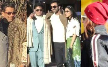 Akash Ambani-Shloka Mehta Swiss Pre-Wedding Bash: Ranbir Kapoor, Alia Bhatt, Karan Johar Party At Winter Wonderland