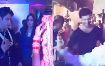 WEDDING DANCE: Dipika Kakar & Shoaib Ibrahim Groove To Haryanvi Beats; Ankit Tiwari Shakes A Leg With Fiancée