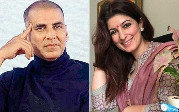 What Happens When Akshay Kumar Tries To Make Coffee? Twinkle Khanna Reveals - PIC INSIDE
