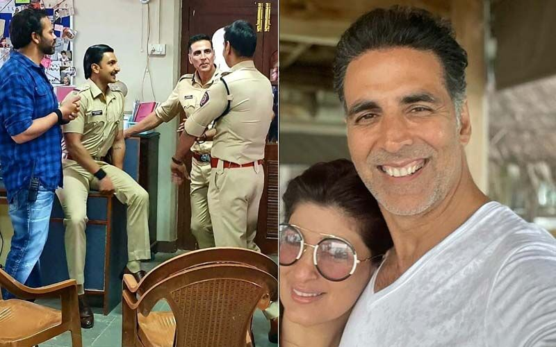 Akshay Kumar Politely Responds To An IPS Officer Who Pointed Out An 'Error' In A BTS Picture Of Sooryavanshi
