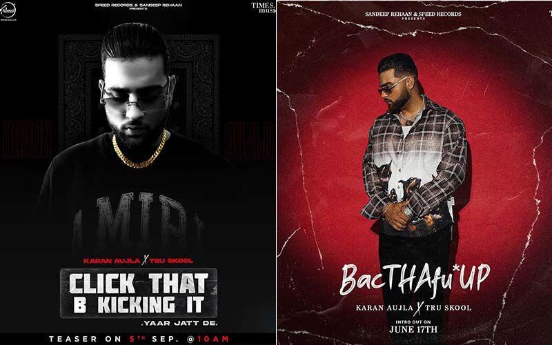 New Song Alert- 'Click That B Kickin It' By Karan Aujla Is Exclusive With 9X Tashan