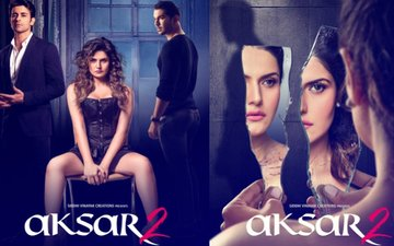 Aksar 2 Trailer: Gautam Rode, Zareen Khan & Abhinav Shukla's Erotic Thriller Will Leave You Wanting For More...