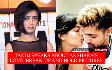 """""""Akshara Haasan Sent Me Those Pictures For My Eyes Only. I Haven't Leaked Them,"""" Says Ex-Boyfriend Tanuj"""