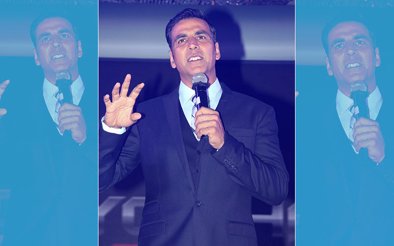 Should We Stand Up To The National Anthem? Akshay Kumar Says...