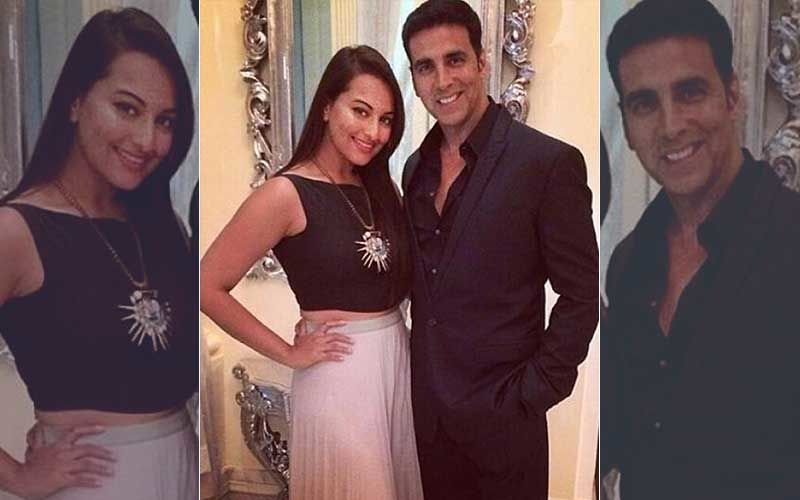 Sonakshi Sinha Supports Akshay Kumar After He Receives Twitter Fury Over His, Don't Like Heroines Who Look Like 'Chusa Hua Aam' Comment