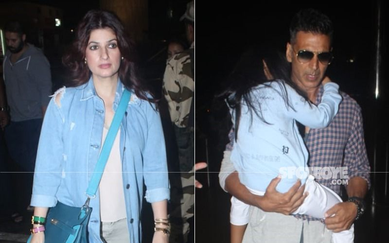 Mumbai Rains Live Updates: Akshay Kumar-Twinkle Khanna's Holiday Plan Goes Kaput, London Bound Flight Does Not Take Off