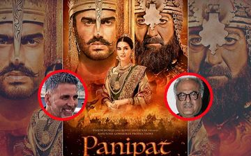 Panipat Trailer Celeb Review: Akshay Kumar, Boney Kapoor And Others Laud Arjun Kapoor-Sanjay Dutt-Kriti Sanon's Period Drama