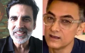 Akshay Kumar, Aamir Khan Go Grey: Superstars Flaunt Their Natural Hair During I For India Concert; Sexy Much