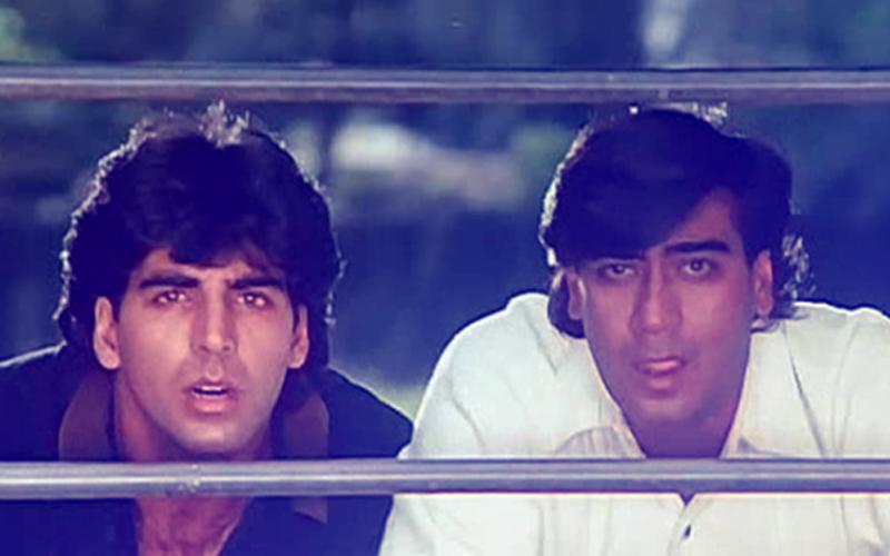 Akshay Kumar and Ajay Devgn's return to comedy  |Akshay Kumar And Ajay Devgan