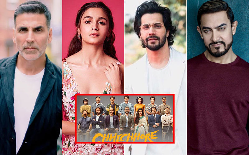 Chhichhore Trailer Celeb Reaction: Akshay Kumar, Alia Bhatt, Varun Dhawan, Aamir Khan Hit By A Wave Of Nostalgia