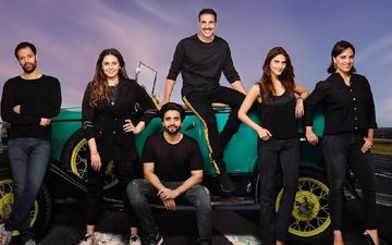 Bell Bottom: Akshay Kumar, Vaani Kapoor And Team To Dash Off To Scotland In Private Jets- REPORTS